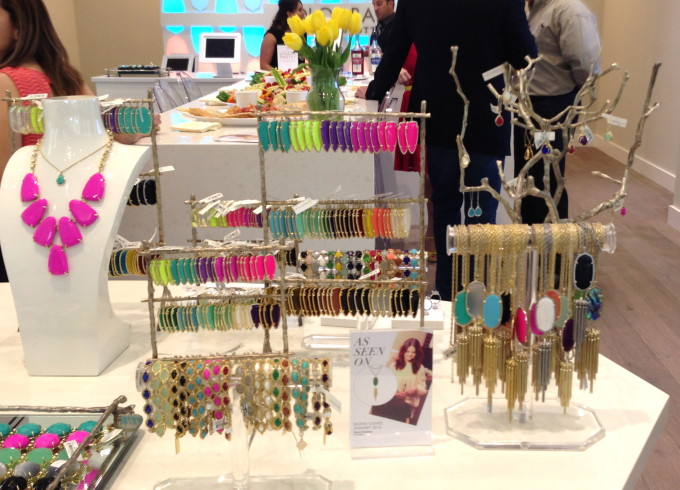 Kendra Scott Spring Launch Party Luv In The Bubble