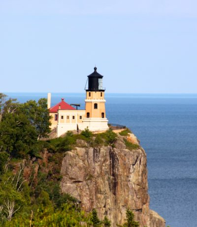 Duluth, vacation, Minnesota, North Shore, Split Rock Lighthouse