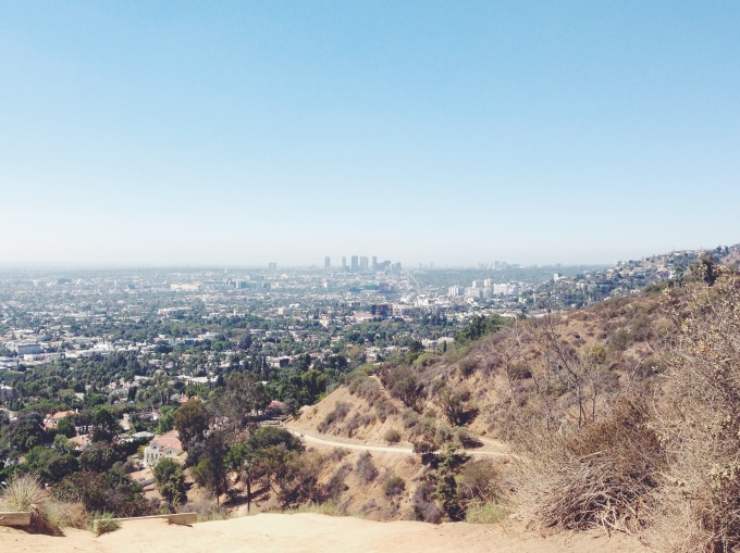 runyon canyon, hiking, los angeles