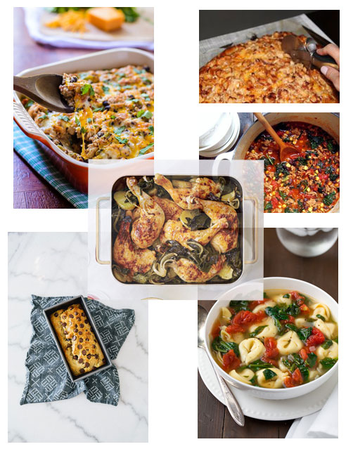 healthy and easy recipes found on pinterest
