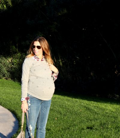 Maternity Sweatshirt from H&M