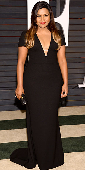 2015 oscar after-party mindy baling