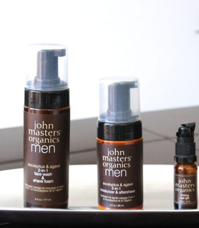 Natural Skincare Products for Men
