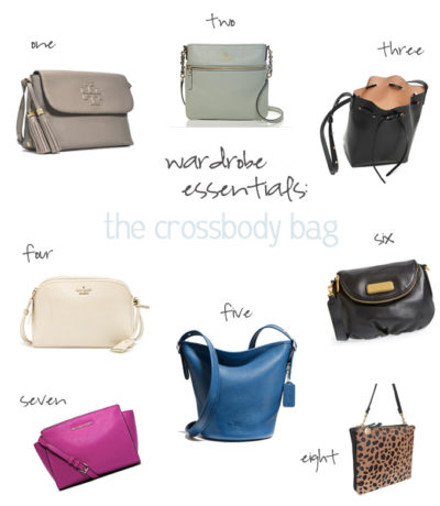 top 8 crossbody bags