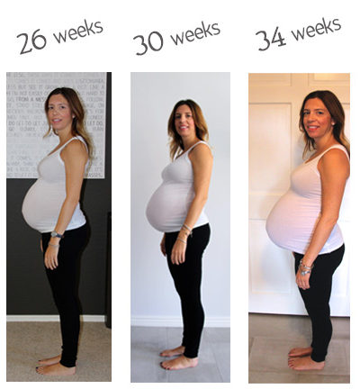 Pregnancy at 38 weeks