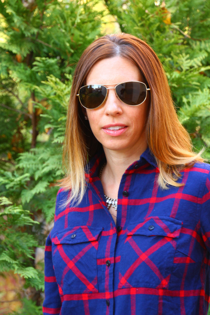 J Crew Plaid Shirt
