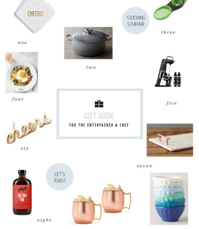 Gift Ideas for the Hostess and Chef