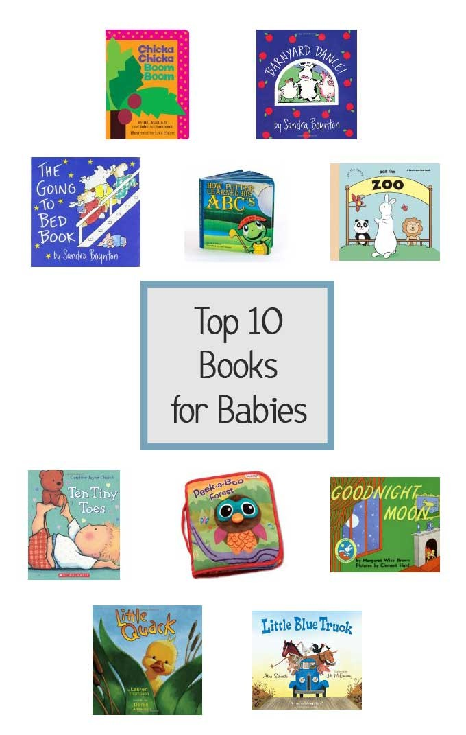 Top 10 Best Books for Babies