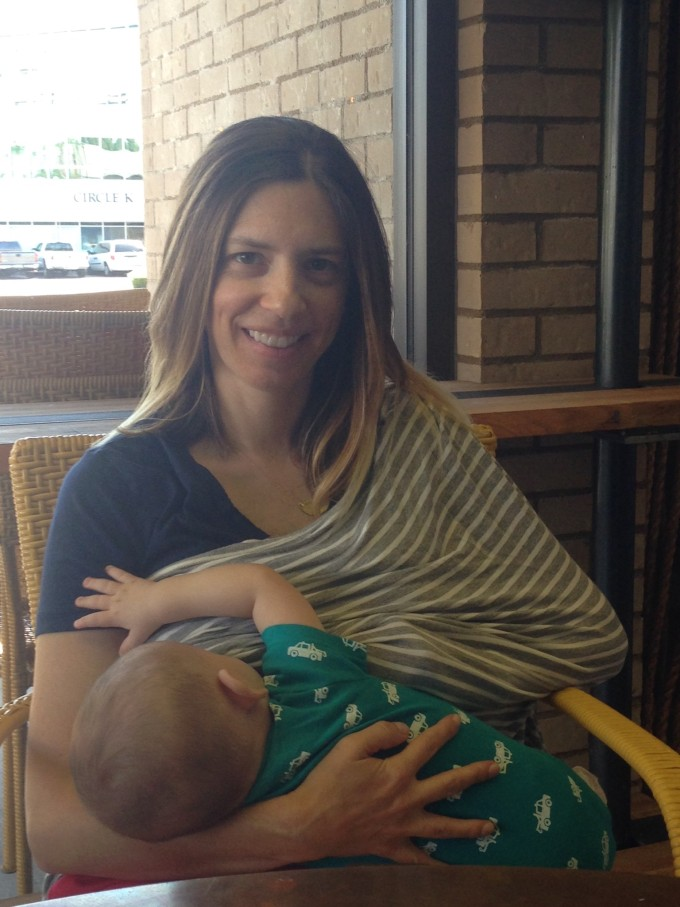 Real Life: Breastfeeding