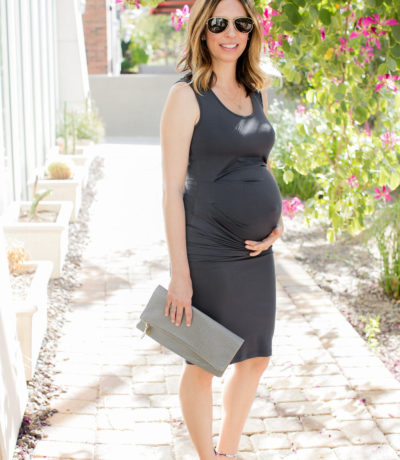 Outfit Post: Baby Bump Style