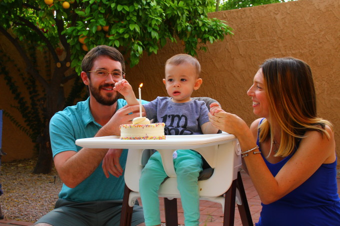 First Birthday Party, Camping Adventure
