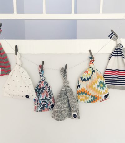 KB Cute Designs Baby Beanies