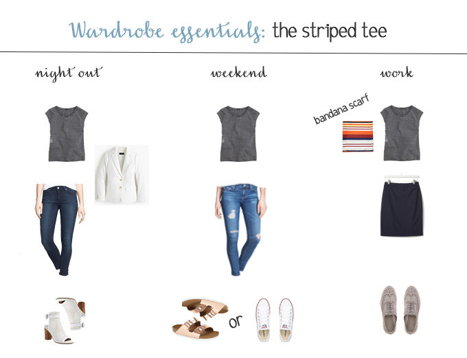 Wardrobe-Essentials_The-Striped-Tee