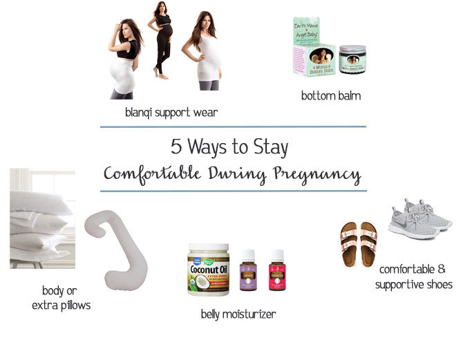 5-Ways-to-Stay-Comfortable-During-Pregnancy