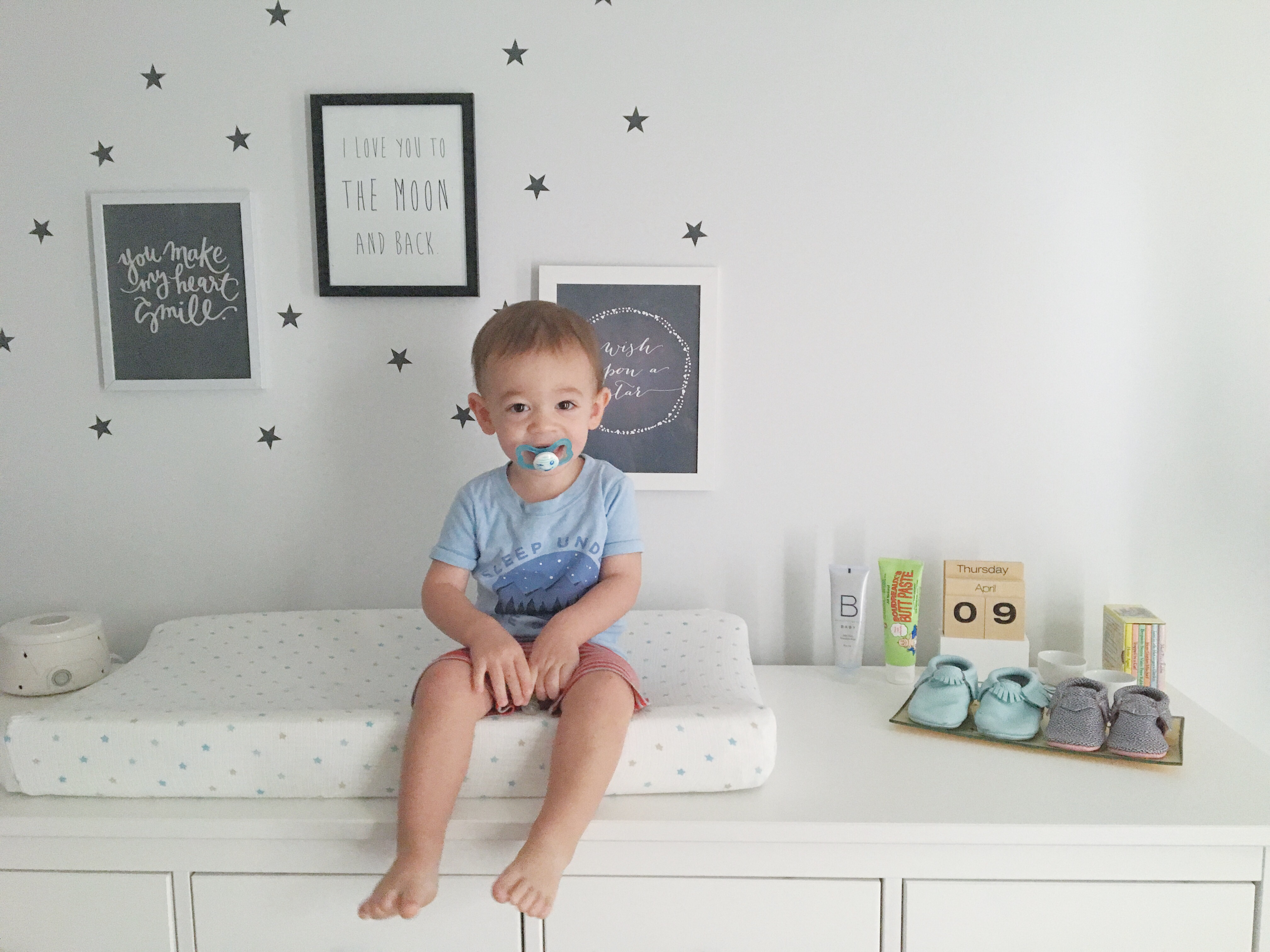 Bedtime Routine with Beautycounter Protective Baby Balm