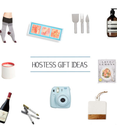 Hostess Gifts Ideas