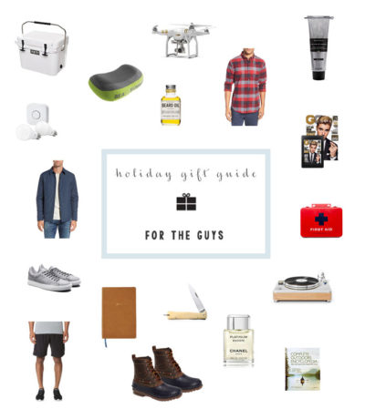 gift guide best ideas for guys