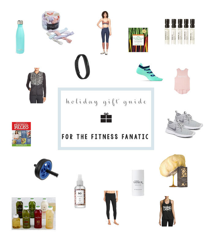 gift guide best ideas for fitness