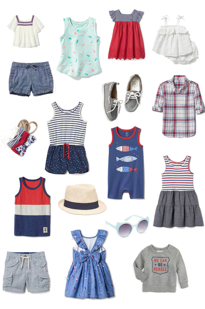 4th of July Style Guide