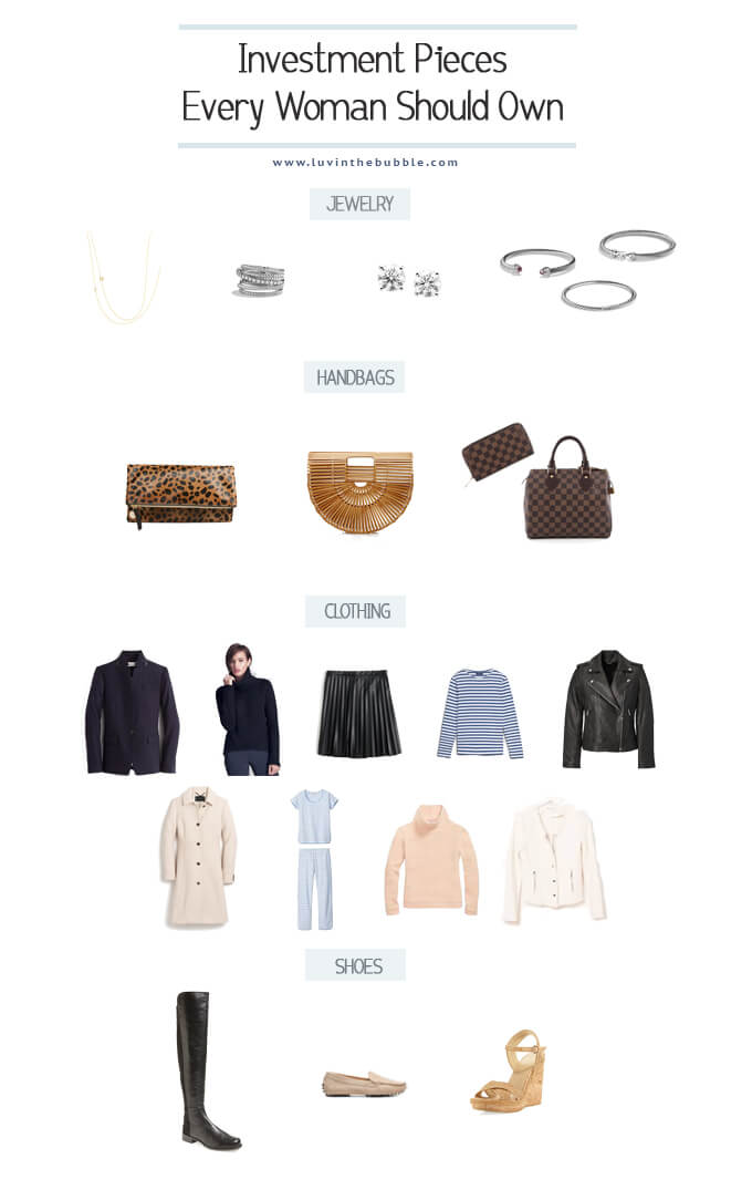 Investment Pieces Every Woman Should Own