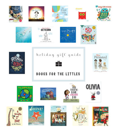 gift guide for kids books