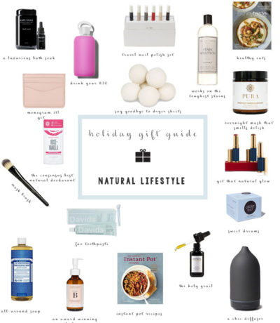 Clean Beauty Gift Ideas