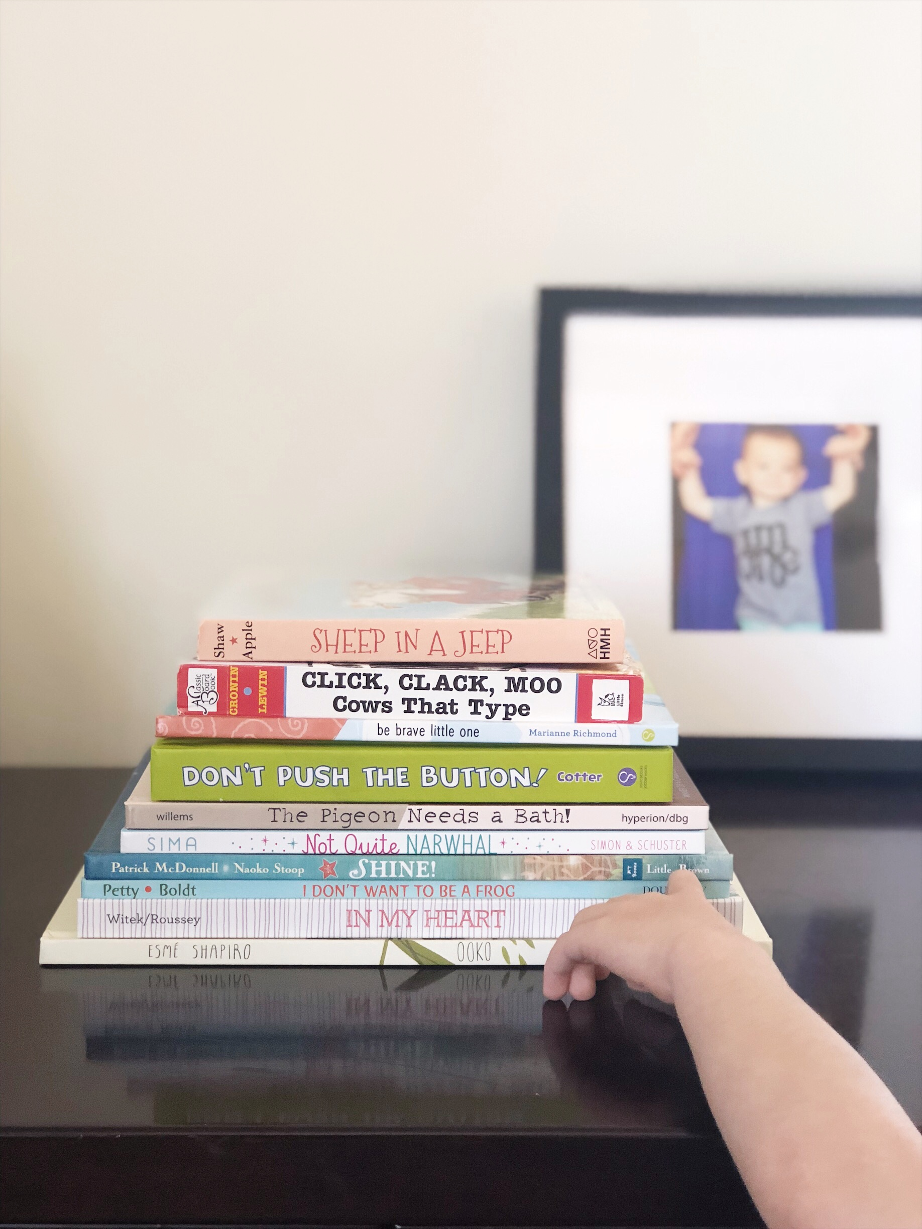 Favorite Kids Books for ages 1 to 3