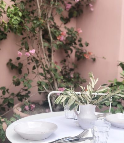 Weekend Lunch at Mansur Gavriel