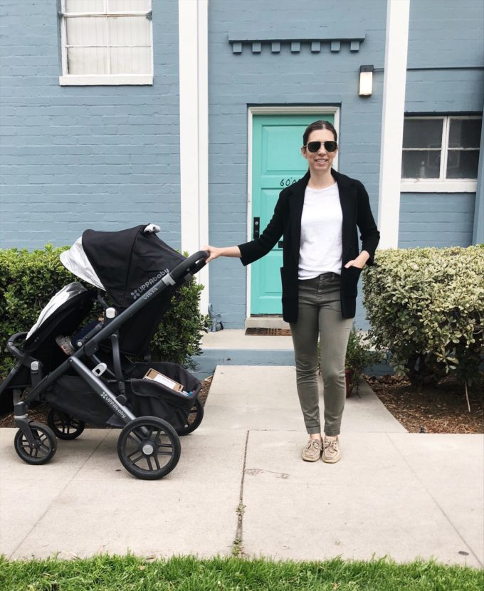 Uppababy Vista Double Stroller Review