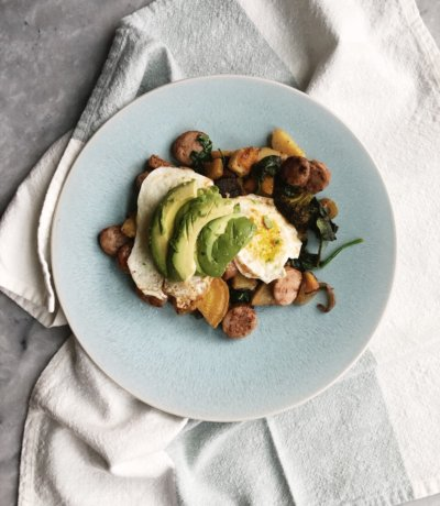 easy Whole30 breakfast