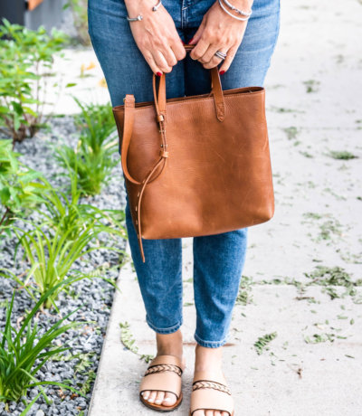 Madewell Zip Top Transport Crossbody Review