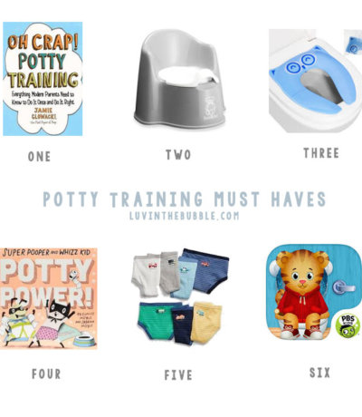 Potty-Training-Must-Haves