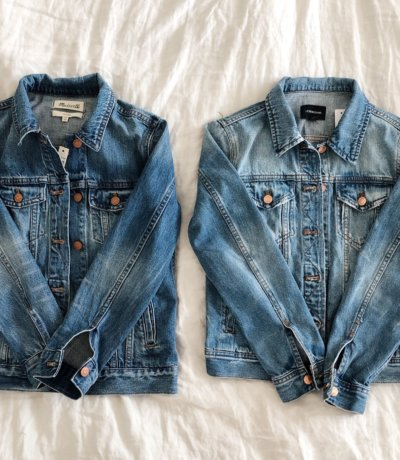 Madewell & J Crew Denim Jackets