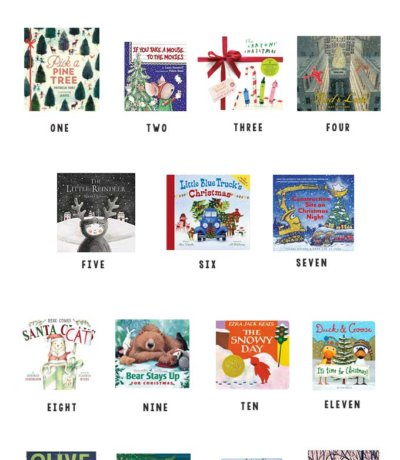 2019 Holiday Books for Kids