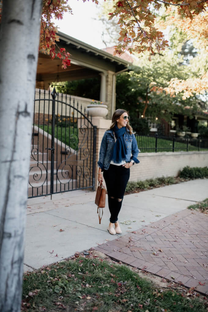 Meghan Markle Madewell Outfit