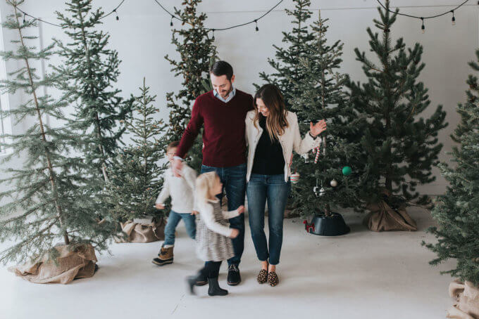 Holiday Family Photos