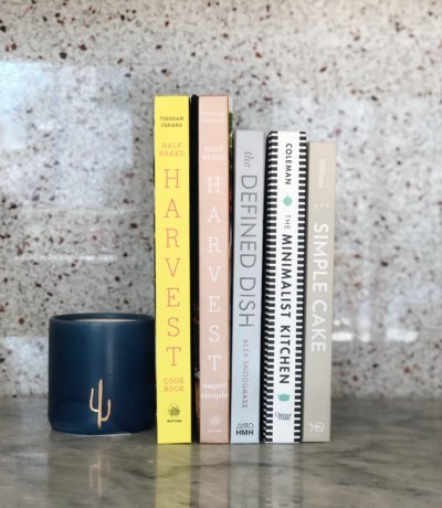 best cookbooks for a minimalist kitchen