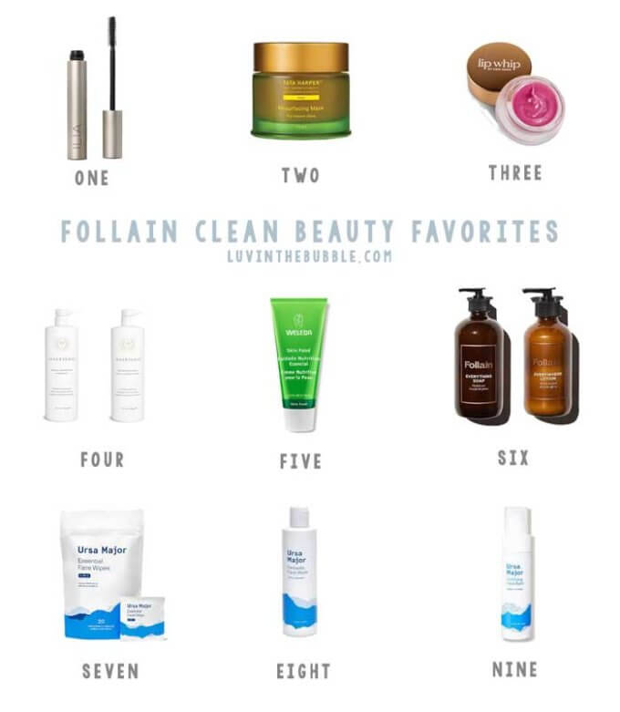 Clean Beauty Sale