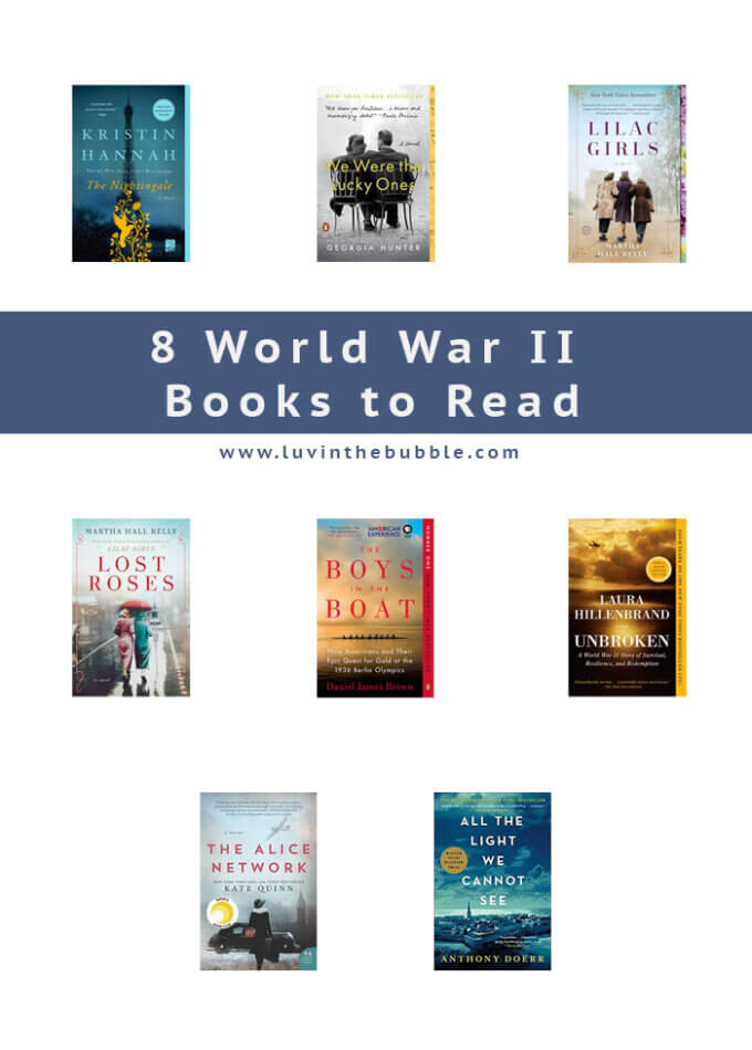 World War II Books to Read