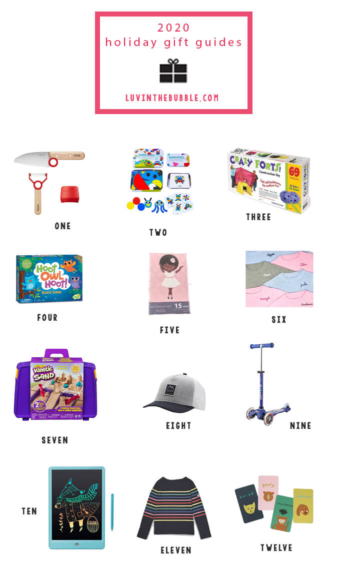2020 Gift Guide for 4-5 Year Olds
