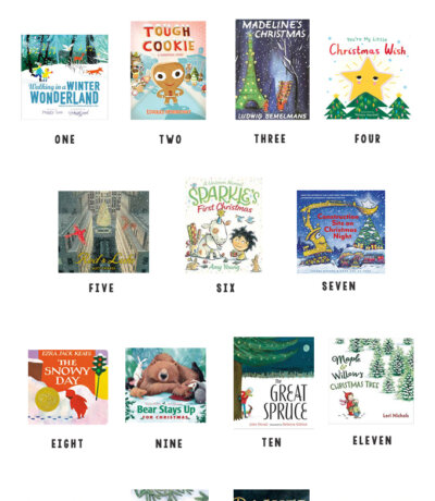 2020 Holiday Books for Kids