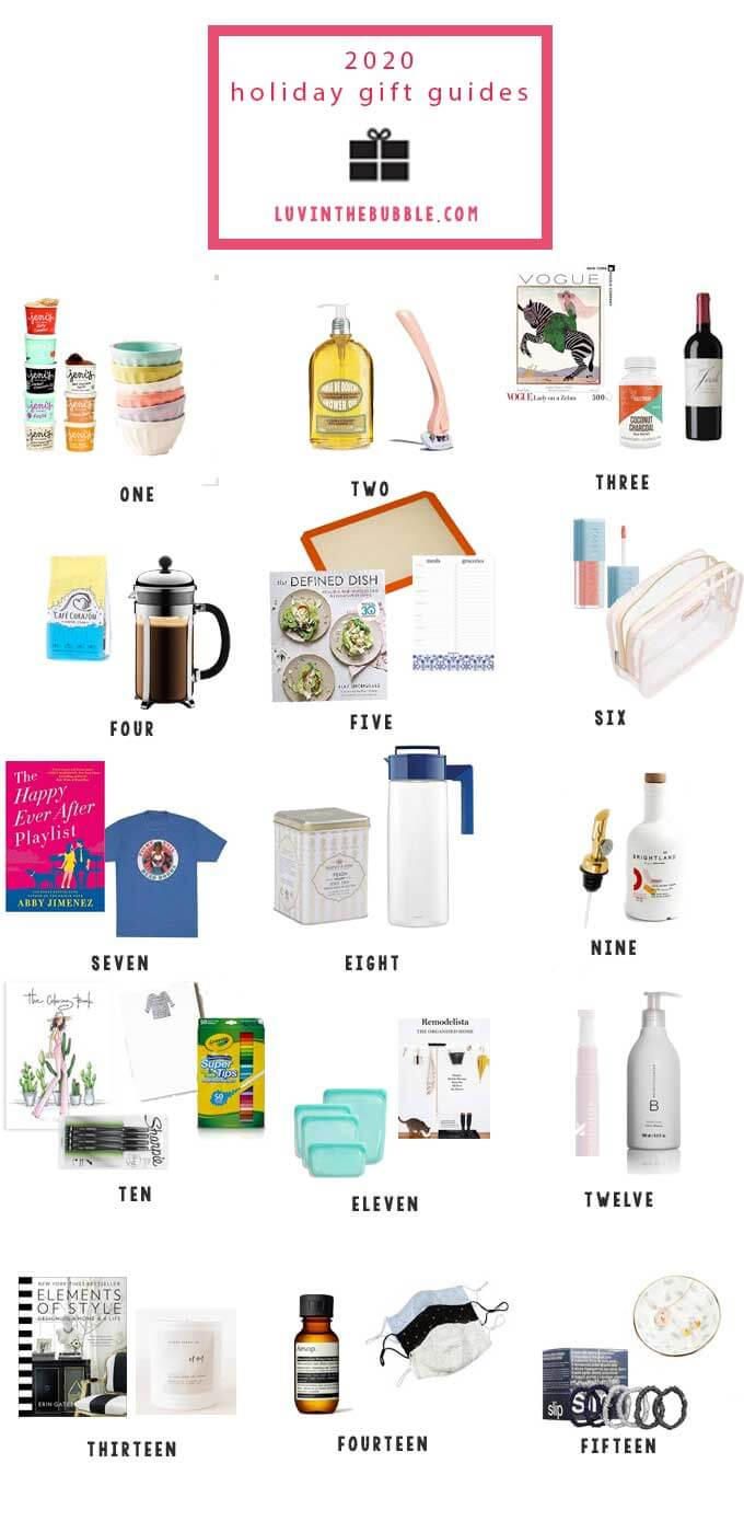 2020 gift guide under $50